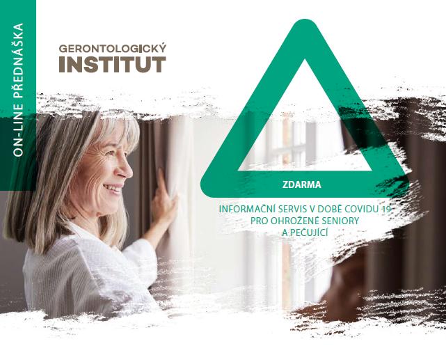 On-line přednášky: Informační servis vdobě covidu-19 pro ohrožené seniory apečující