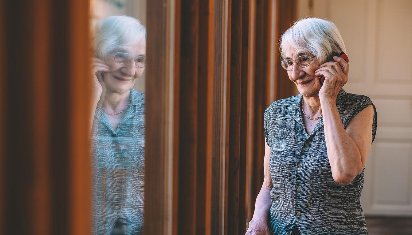 Linka důvěry Senior telefon – Asistence – Život 90